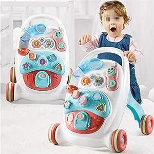 DMMW Andador para Bebé Multiusos del niño del Caminante del ...