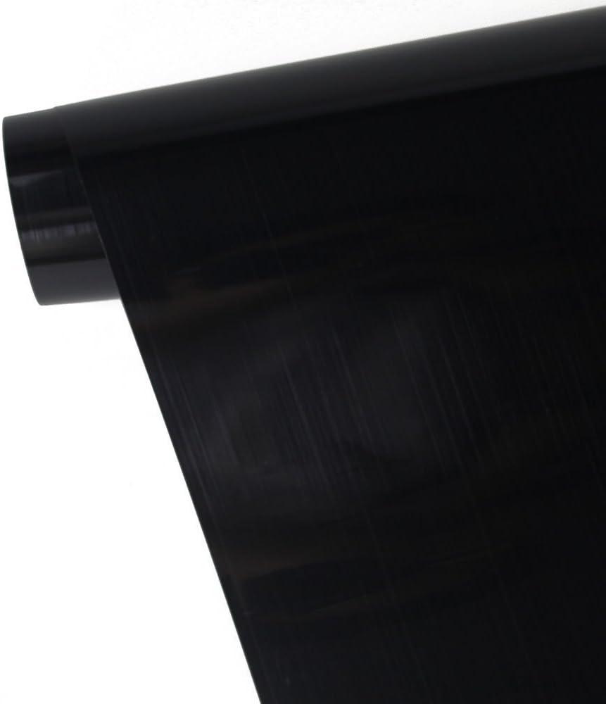 Rollo de vinilo para transferencia de calor, vinilo HTV mate para camisetas, rollo de 30,5 cm x 3 metros 30*300cm negro: Amazon.es: Hogar