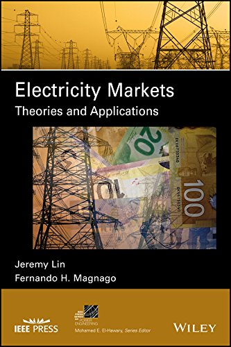 Electricity Markets: Theories and Applications (IEEE Press Series on Power Engineering) (Application Of Power Series In Electrical Engineering)