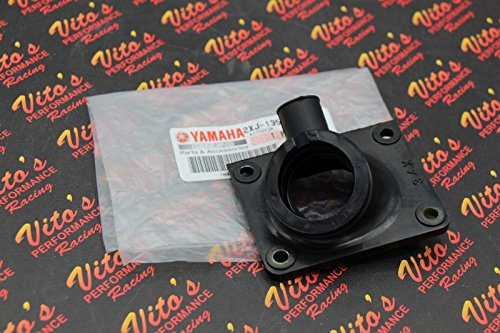 vitos performance NEW OEM Yamaha Blaster rubber intake for sale  Delivered anywhere in USA