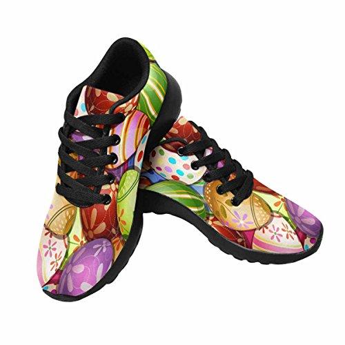 Scarpe Da Corsa Trail Running Da Donna Jogging Leggero Sportivo Da Passeggio Sneaker Da Ginnastica Pasquale Multi Uova 1