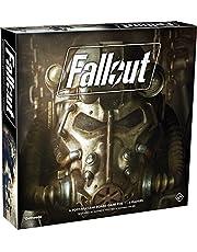 Fantasy Flight Games FFGZX02 Fallout Het bordspel - Engels