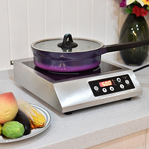 induction commercial cooktop - 8