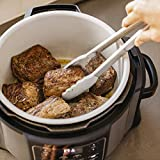 Ninja OP301 Foodi 9-in-1 Pressure, Slow Cooker, Air Fryer and More, with 6.5 Quart Capacity and 45 Recipe Book, and a High Gloss Finish