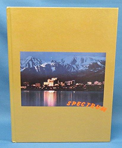 Yearbook: 1985 Dimond High School – Spectrum Annual (Anchorage, - Dimond Anchorage