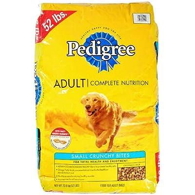 Pedigree Adult Dry Dog Food - 52 lb.