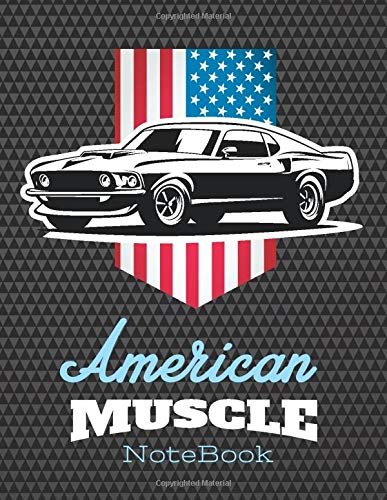 American Muscle Notebook: Classic Super car / Muscle for sale  Delivered anywhere in Canada
