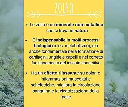 3 Barritas de azufre - Remedio natural para los dolores cervicales, tortícolis, dolores articulares y resfriados: Amazon.es: Salud y cuidado personal