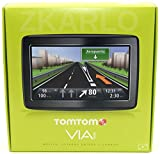 TomTom VIA 1530/1535 5'' Portable GPS Navigation Set US/Mexico/Canada IQ Routes