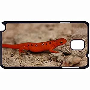 New Style Customized Back Cover Case For Samsung Galaxy Note 3 Hardshell Case, Back Cover Design Eastern Newt Personalized Unique Case For Samsung Note 3