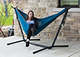 Vivere Double Mesh Hammock with Space Saving