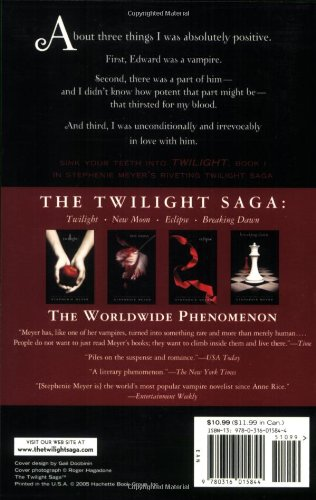 The twilight series book review