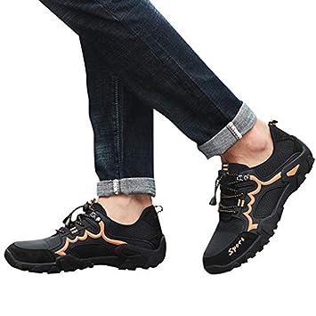 Amazon.com: TnaIolral - Zapatos de agua para hombre ...