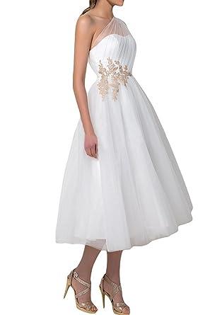 Neu Spitze Brautkleid Hochzeitskleid Ballkleid Brautkleider Abendkleid Gr.48 Eine GroßE Auswahl An Farben Und Designs Hochzeit & Besondere Anlässe Kleidung & Accessoires