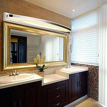 Bad Spiegelleuchten Spiegel Vorne Licht LED Einfache Moderne Mode Schrank  Lichter Ankleidezimmer Bad Wasserdicht Anti