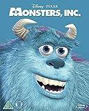 Monsters, Inc. [Blu-ray] [Region Free] [UK Import]