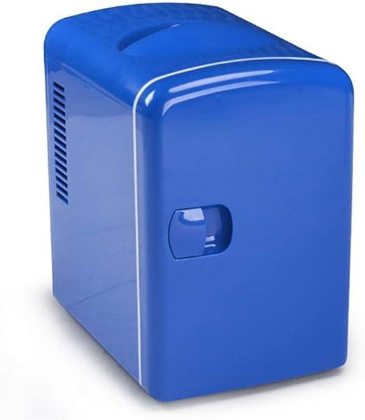 LQFLD Mini Nevera,Refrigerador portátil de 4L AC DC Mini ...