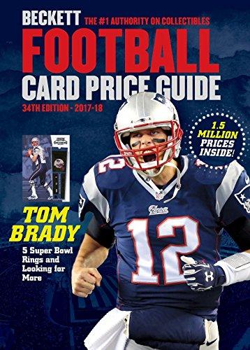 - Beckett Football Card Price Guide #34