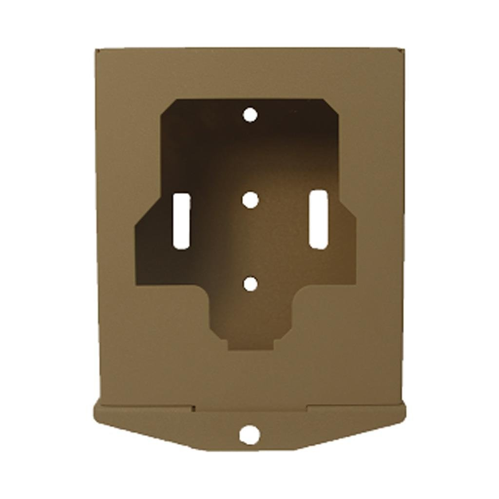 HCO Outdoor Products Spartan Camera Security Box Fits SR1/GoCam Models Brown