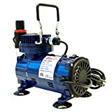 Paasche Airbrush D500SR 1/5 HP Compressor with