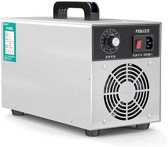 Ozonizador,Generador de ozono Esterilizador de O3 para el hogar ...