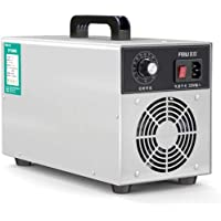 verduras desinfecci/ón de 600 mg//h dispositivo de ozono Air Purifier frutas generador de ozono generador de ozono Thanblue para desodorizaci/ón de carne Generador de ozono