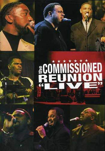 Commissioned - The Commissioned Reunion ''Live'' by BMG Video
