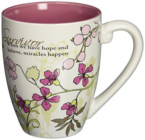 Survivor Mug Coffee - Mark My Words Survivor Mug, 4-3/4-Inch, 20-Ounce Capacity