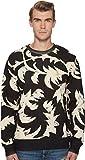 Vivienne Westwood  Men's Ballet Russes Classic Sweatshirt Black Print Small