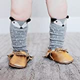 Hot ! Kids Socks, Ninasill Toddlers Kids Girls Fox Pattern Knee...