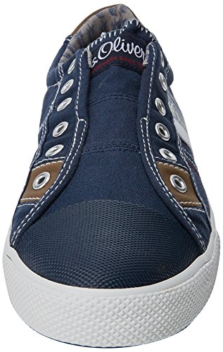 s.Oliver Herren 14603 Sneaker Blau (Navy)