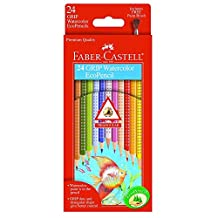 Faber-Castell GRIP Watercolor EcoPencils 12ct