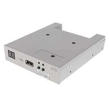 SFR1M44-U100K USB Unidad de disquete emulador electrónico: Amazon.es: Electrónica