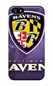New Design Shatterproof CBHGhLs461xsNKG Case For Iphone 5/5s (baltimore Ravens)