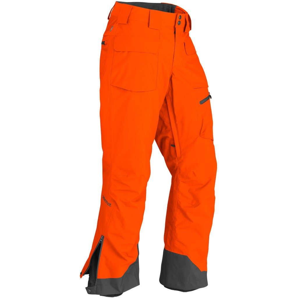 Marmot Manta Pantalon isolant Orange  - SUNSET ORA XL