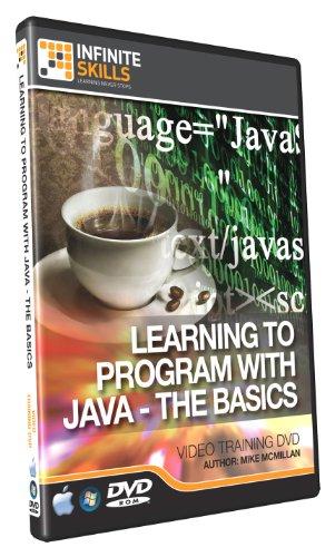 Learning To Program in Java - Training DVD - Tutorial Video