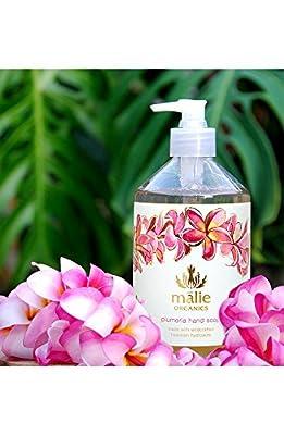 Malie Organics Liquid Hand Soap - Plumeria