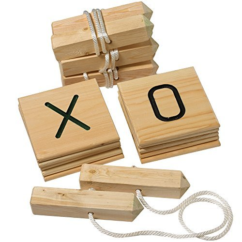 Belknap Hill Trading Post Giant Tic-Tac-Toe Backyard Game by Belknap Hill Trading Post