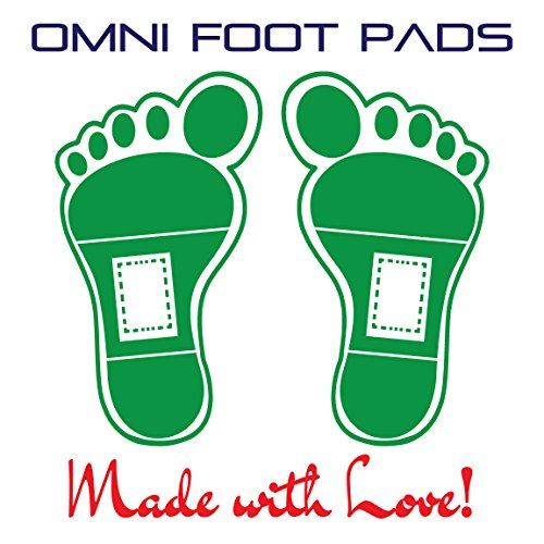 Omni Exclusive LLC Foot Pad - Upgraded Package of 100 Relief Foot Pads and 100 Adhesive Sheets  ()