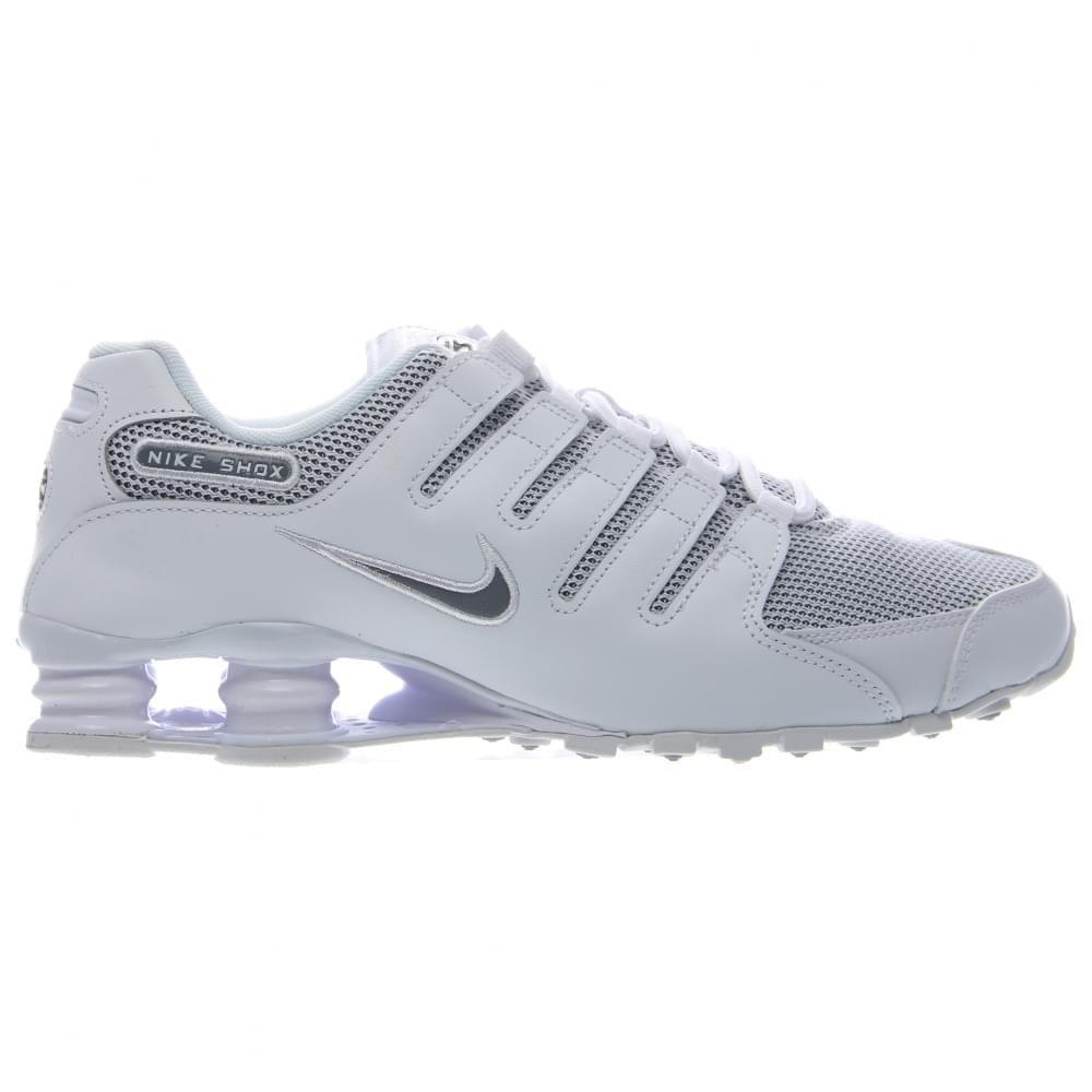 quality design 8df48 fc33e Amazon.com   Nike Shox NZ Men s SE White 833579-100   Fashion Sneakers
