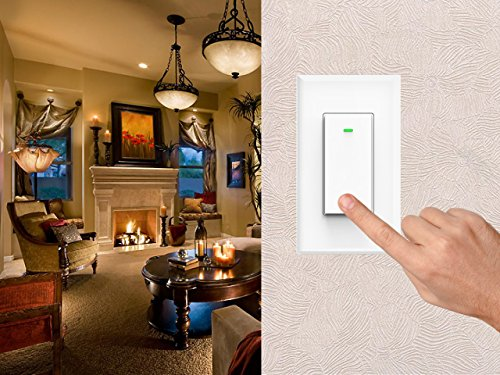 Smart Wifi Light Switch, No Hub Required, Phone Remote Control Wireless Decora Switch, Requires Neutral Wire, Timing Schedule, Compatible with Alexa and Google Home Kuled K36 (2pack) by KULED (Image #5)