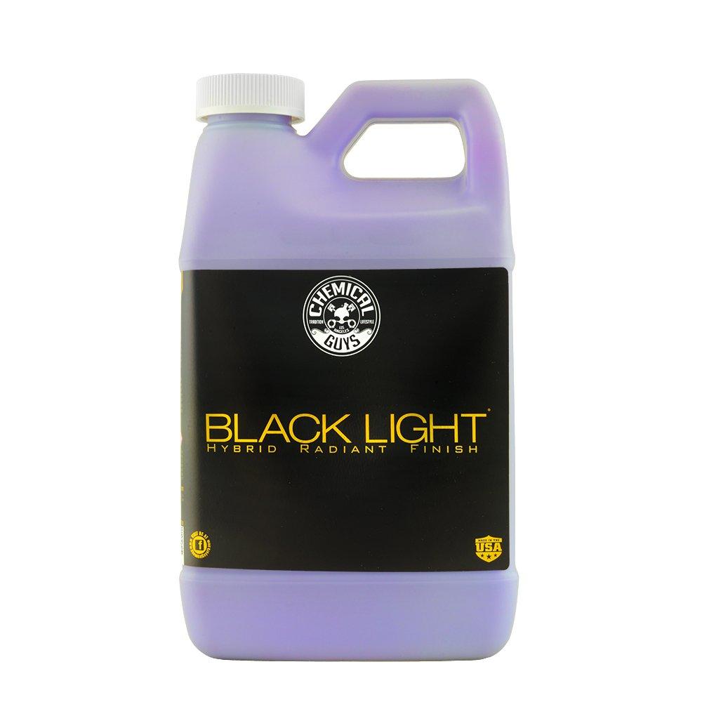 Chemical Guys Gap_619 Blacklight Hybrid Radiant Finish Glaze (64oz), 64. Fluid_Ounces