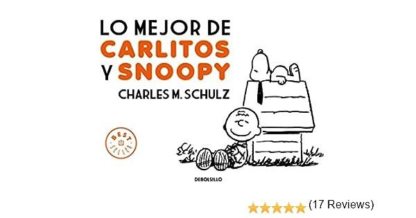 Lo mejor de Carlitos y Snoopy (Best Seller   Cómic): Amazon.es: Schulz, Charles M., Daniel Álvarez Cañellas;: Libros