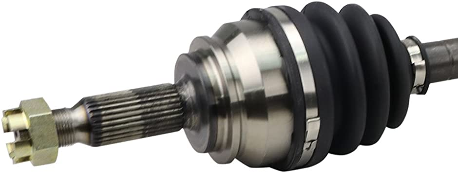 Passenger 2011-2014 Jeep Compass//Patriot FWD A//T or M//T CV Axle Half Shaft Assembly AWD, 2.4L - 4 Cyl fit for 2007-2008 Dodge Caliber 2007-2014 Jeep Compass//Patriot 4WD Front Right Side