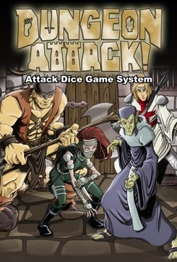 Sonstige Dungeon Attack Attack Dice Game System