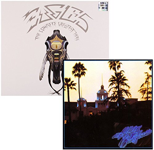 - The Complete Greatest Hits - Hotel California - The Eagles 2 CD Album Bundling