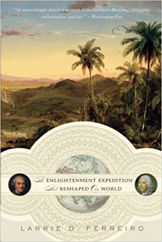 Larrie Ferreiro - Measure Of The Earth: The Enlightenment Expedition That Reshaped Our World