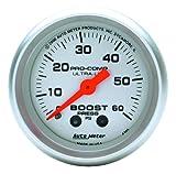 Auto Meter 4305 Turbocharger Boost Gauge