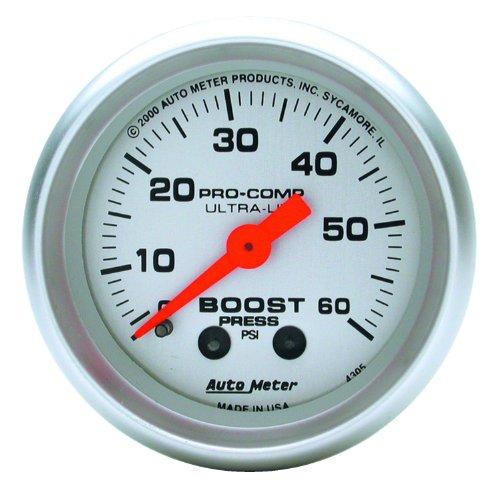 ocharger Boost Gauge (Turbo Meter)