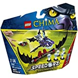 Lego Chima Bat Strike, Multi Color